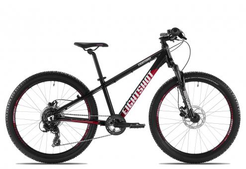 Eightshot X-Coady 24 Disc 2019 32 cm | black red white