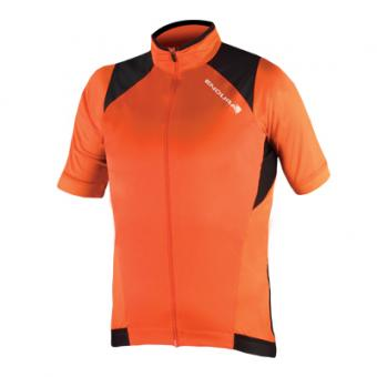 Endura MTR Windproof Jersey SS S | orange
