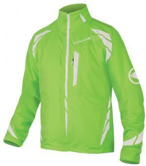 Endura Luminite 4 in 1 Jacket M   neon grün