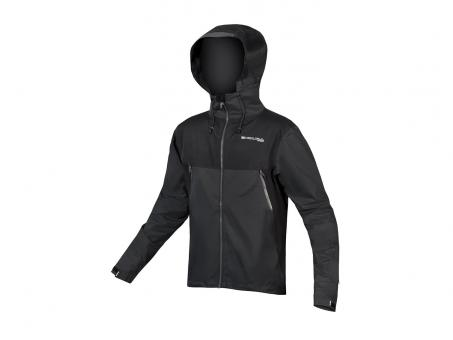 Endura MT500 Waterproof Jacke S | schwarz