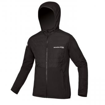 Endura MTR PrimaLoft Wetterschutzjacke S | schwarz