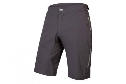 Endura Singletrack Lite Short Shorts S | anthrazit