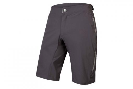 Endura Singletrack Lite Short Shorts L | anthrazit