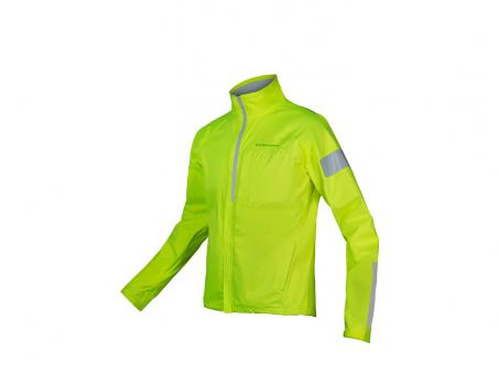 Endura Urban Luminite Jacke M | neon gelb