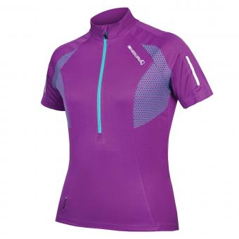 Endura Xtract Trikot Women XS | flieder