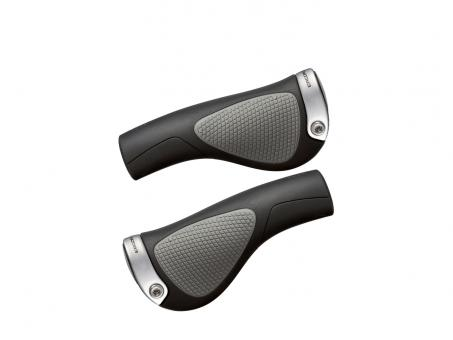Ergon GP1 Regular Griffe S | schwarz