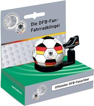 Fanbike DFB Fußball Miniglocke