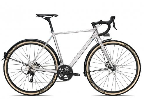 Focus Mares Ax Disc Commuter 2016 60 cm | silver