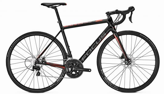 Focus Cayo Disc 105 2017 48 cm | carbon red grey