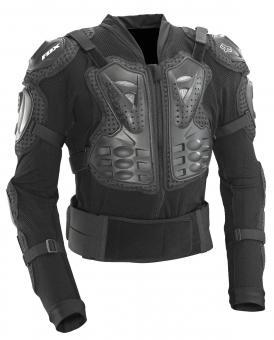 Fox Titan Sport LS Jacket L | schwarz