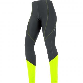 Gore Element Thermo Lady Tights+ 36 | schwarz neon