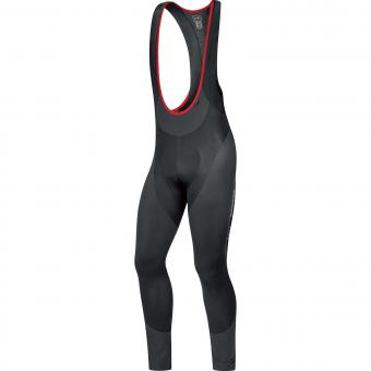 Gore Oxygen Partial Thermo Bibs long+ L | schwarz