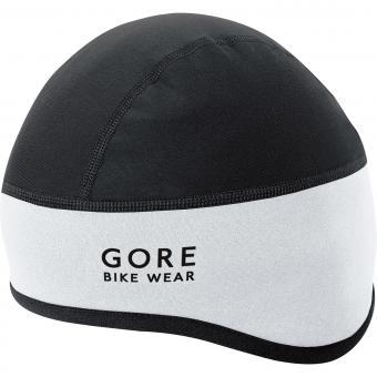 Gore Universal SO Helmet Cap 54-58 cm | weiß schwarz