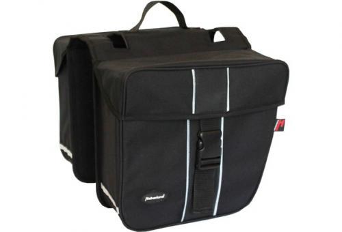 Haberland Doppeltasche 25 Liter |  schwarz