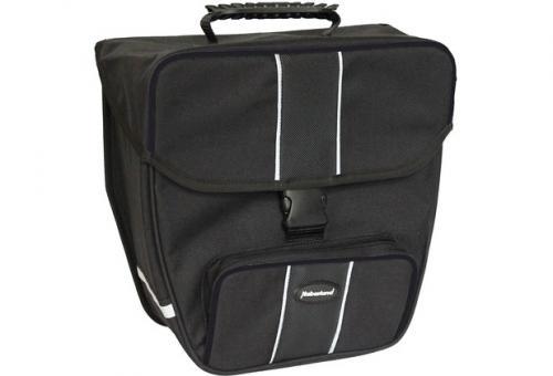 Haberland Einzeltasche 16 Liter | schwarz