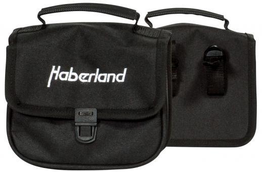 Haberland Lenkertasche 2 Liter | schwarz