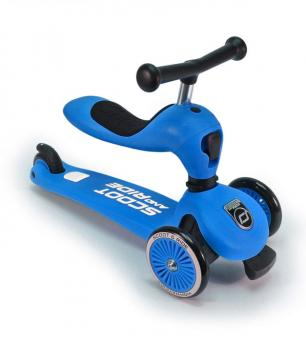 Scoot and Ride Highwaykick 1 unisize | blau