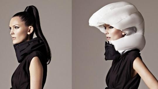 Hövding 2.0 Airbag Helm