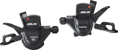 Shimano SL-M670 SLX Schalthebel Set 2/3 x 10 fach