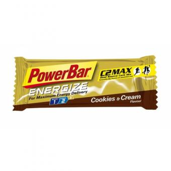PowerBar Energize Riegel Cookies Cream | 60gr