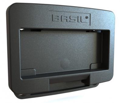 Basil Adapterplatte für Klickfix schwarz