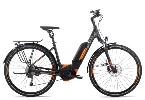 KTM MACINA FUN 9 CX5 Wave 2019 51 cm | black matt/grey orange