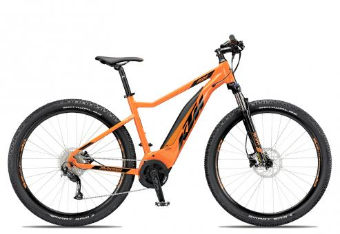KTM MACINA RIDE 291 2019 17 Zoll | orange/black