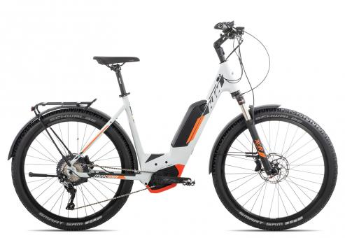 KTM MACINA SCOUT LFC 2019 46 cm | lightgrey matt/black orange