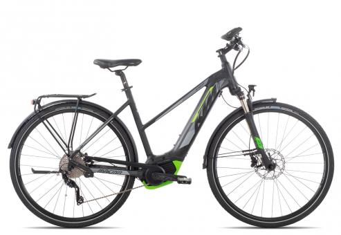KTM MACINA SPORT LTD 10 Trapez 2019 56 cm | black matt/grey light green