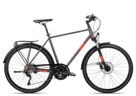 KTM Valencia Street LB Herren 2018 46 cm | grey orange