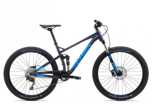 Marin Hawk Hill 2018 15 Zoll | black blue