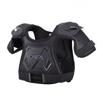 O'Neal PeeWee Chest Guard XS/S | black