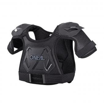 O'Neal PeeWee Chest Guard M/L | black