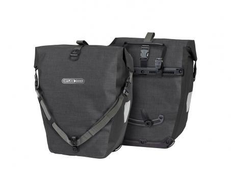 Ortlieb Back-Roller Plus Hecktaschen 40 Liter | granite black