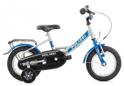 Pinniped Polizei 12 22 cm | stratosilber blue