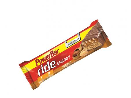 PowerBar Ride Energy Riegel Peanut-Caramel
