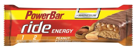 PowerBar Ride Energy Riegel Peanut-Caramel