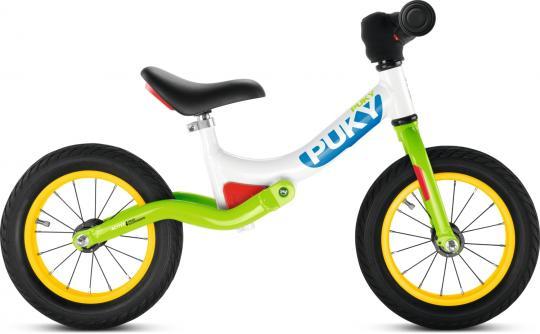 Puky Laufrad LR Ride unisize | weiß kiwi