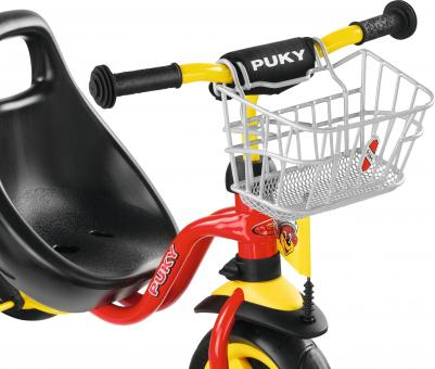 Puky Lenkerkorb für Dreiräder und Roller