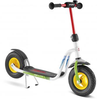 Puky R 3 L Roller unisize | weiß/kiwi