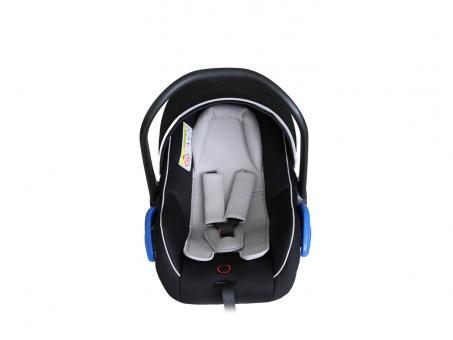 Qeridoo Babyschale für Fahrradanhänger schwarz