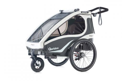 Qeridoo Kidgoo1 Kindersportwagen 1 Kind   anthrazit