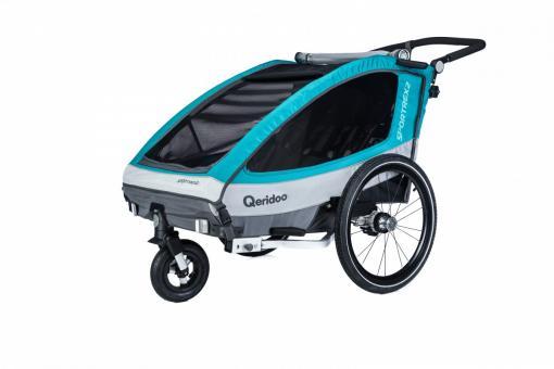Qeridoo Sportrex2 Kindersportwagen