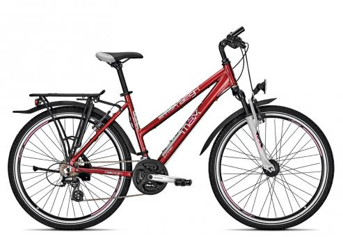 Raleigh Funmax Trapez 2018 50 cm | rot