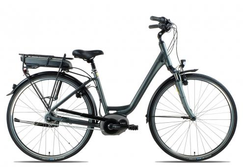 Raleigh Cardiff B7 LTD Wave 46 cm | grau matt