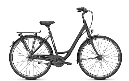Raleigh Devon 8 Wave 2015 45 cm | black matt