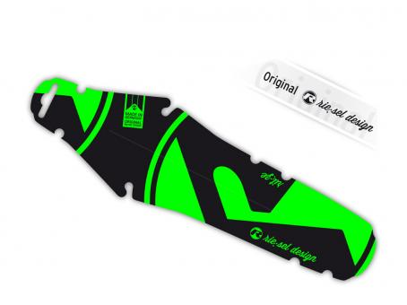 Rie:sel Design rit:ze Steckblech unisize   green