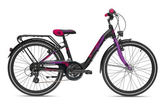 s´Cool chiX Comp 24-21 2017 34 cm | schwarz violett