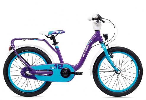 SCOOL Nixe Street Alloy 18 28 cm | violet blue