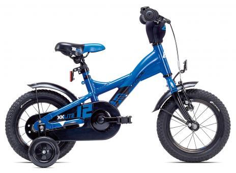 SCOOL XXlite 12 alloy 21 cm | blau schwarz